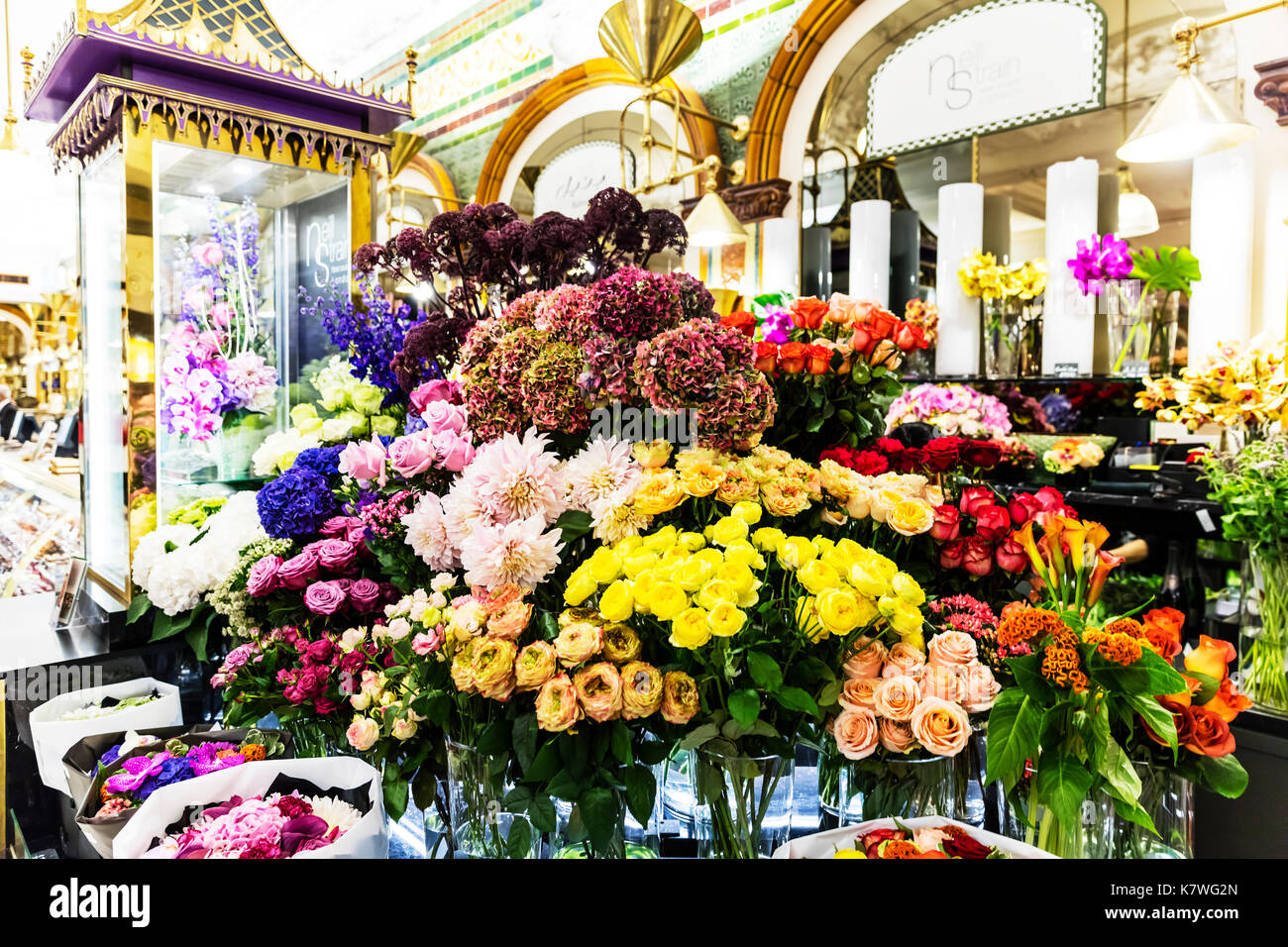 Flower Store Stock Photos Flower Store Stock Images Alamy