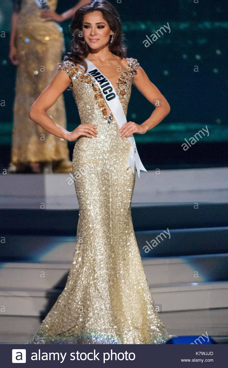 Mexico Josselyn Garciglia. Evening Gown Competition at the 63rd ...
