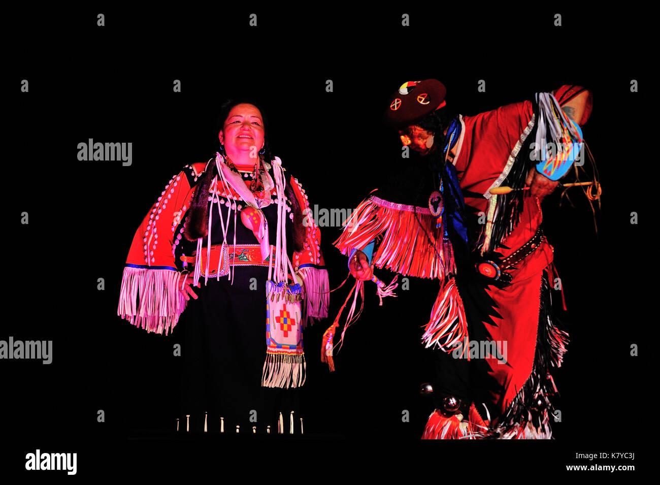 North American Indians, ethnography, ethno, people, human, nativ, - Stock Image