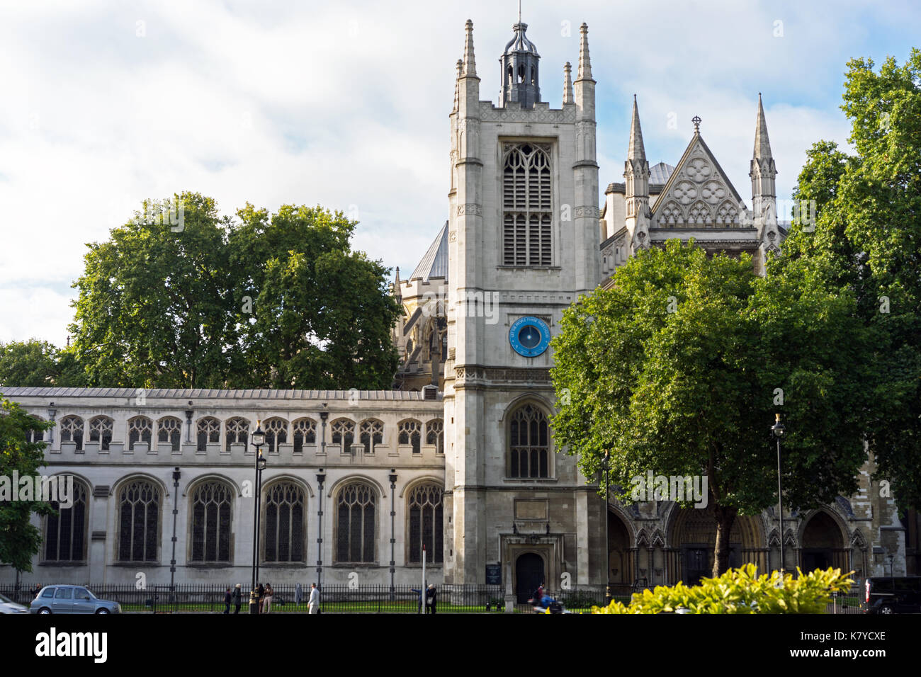 St Margaret's, Westminster Abbey - Stock Image