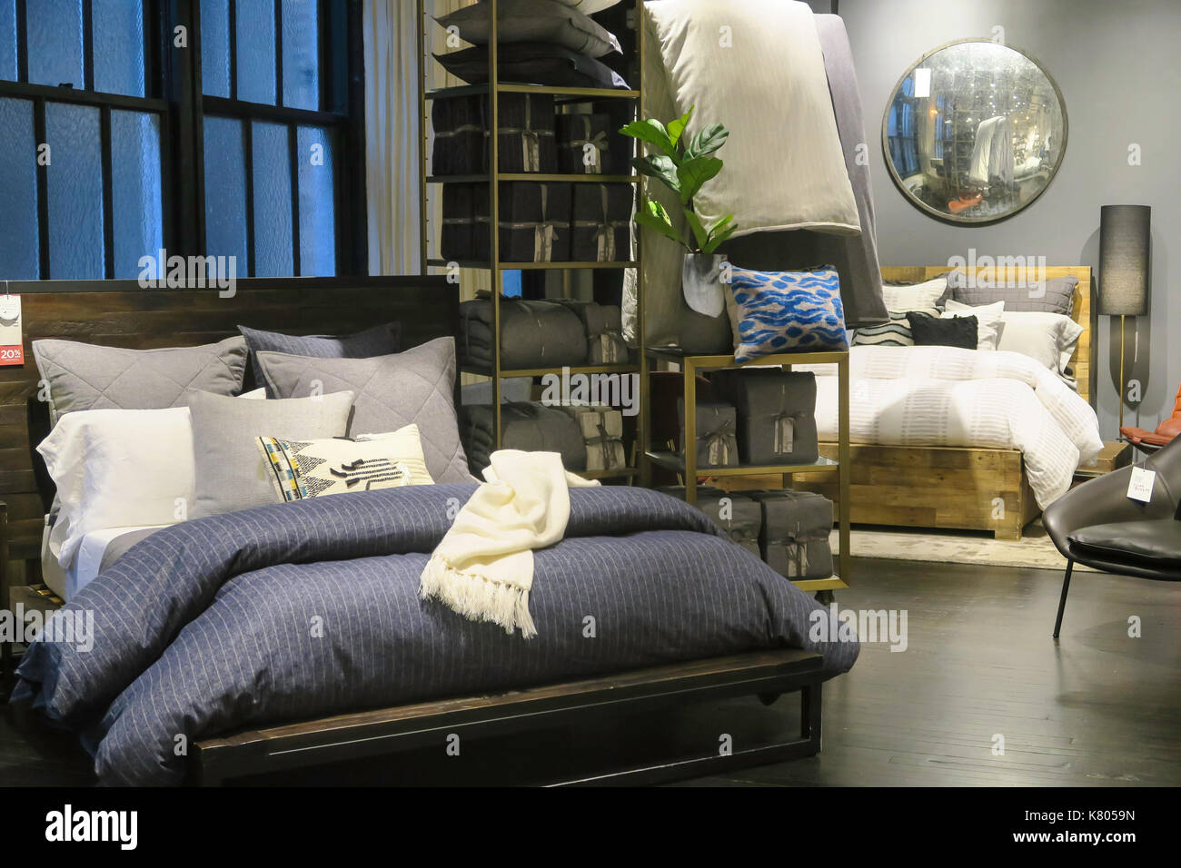 Bedroom Display Furniture Store Stock Photos Bedroom Home Decorators Catalog Best Ideas of Home Decor and Design [homedecoratorscatalog.us]