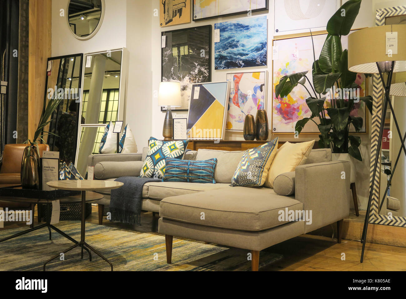 West Elm Stock Photos West Elm Stock Images Alamy Home Decorators Catalog Best Ideas of Home Decor and Design [homedecoratorscatalog.us]