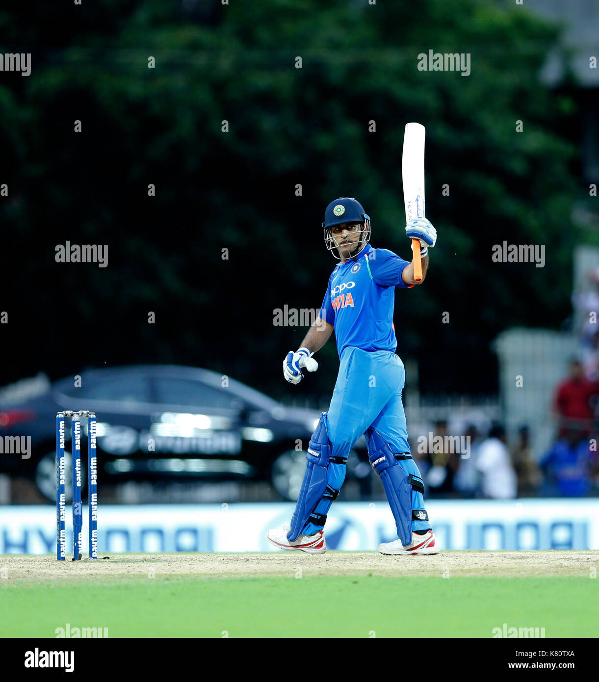 Ms Dhoni High Resolution Stock Photography And Images Alamy