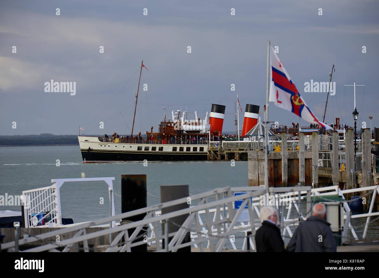 the Waverley - Stock Image