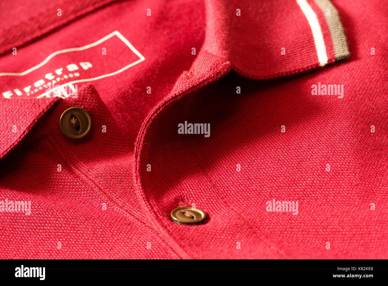 Tee shirt - Stock Image