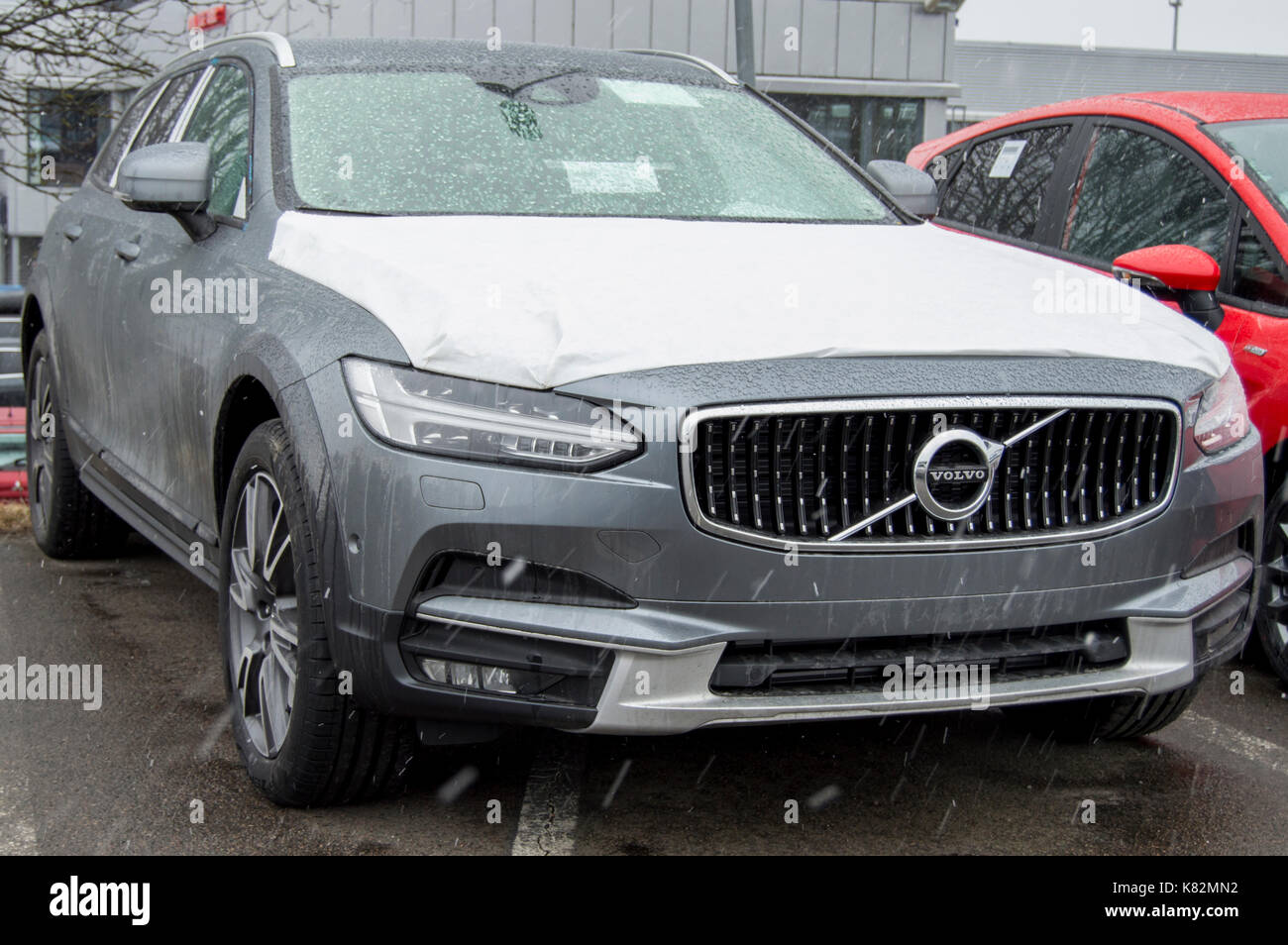 Volvo V90 High Resolution Stock Photography And Images Alamy