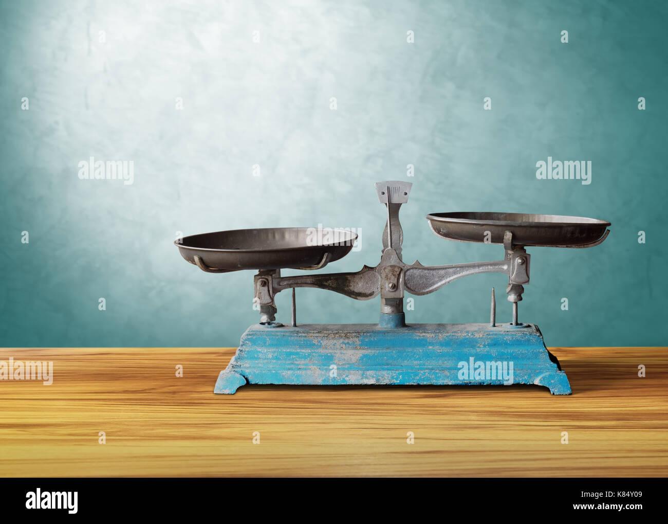 Classic Weighing Machine Stock Photos & Classic Weighing Machine ...