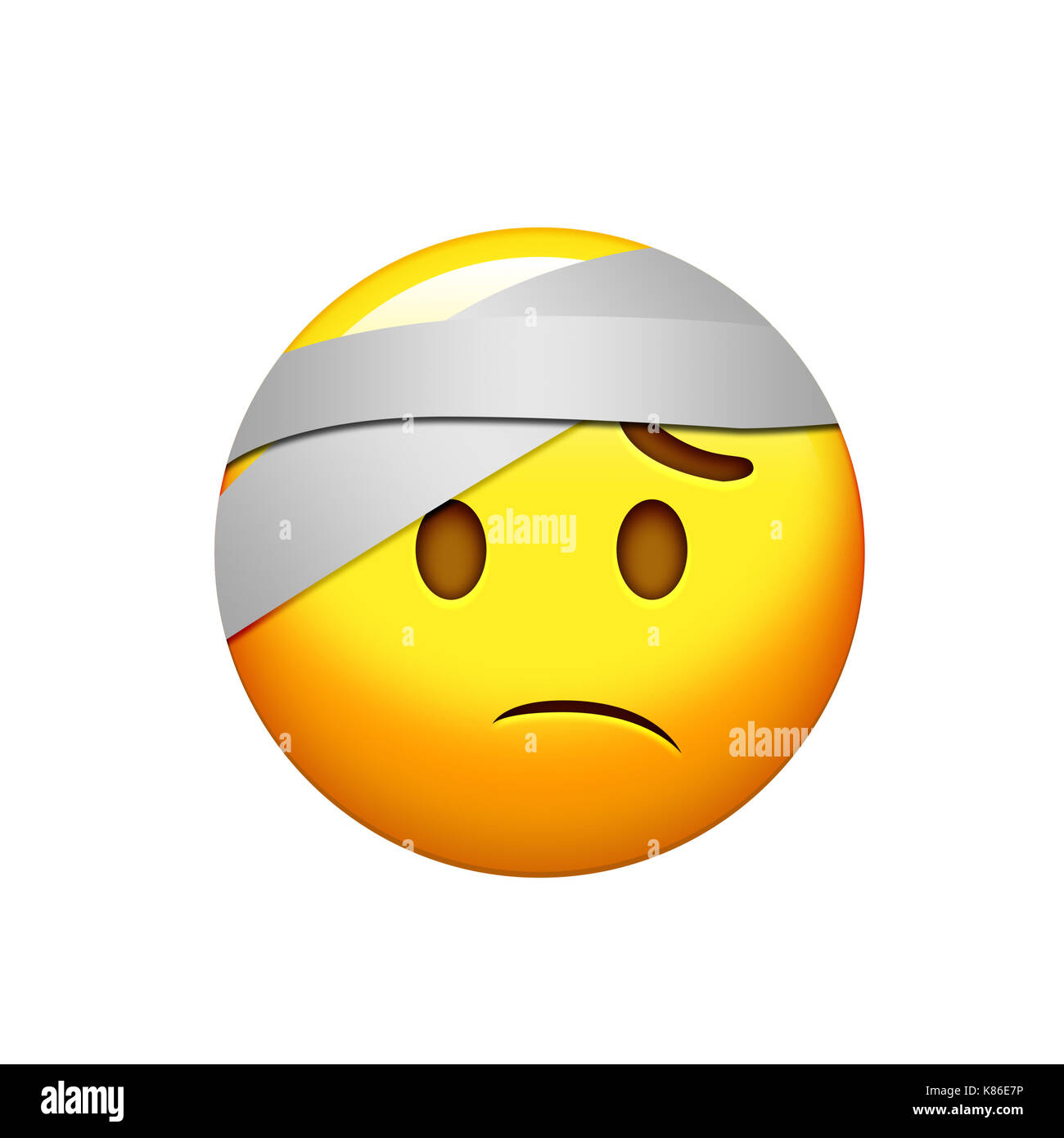 Yellow sick and uncomfortable face with wearing white mouth mask yellow sick and uncomfortable face with wearing white mouth mask icon thecheapjerseys Image collections