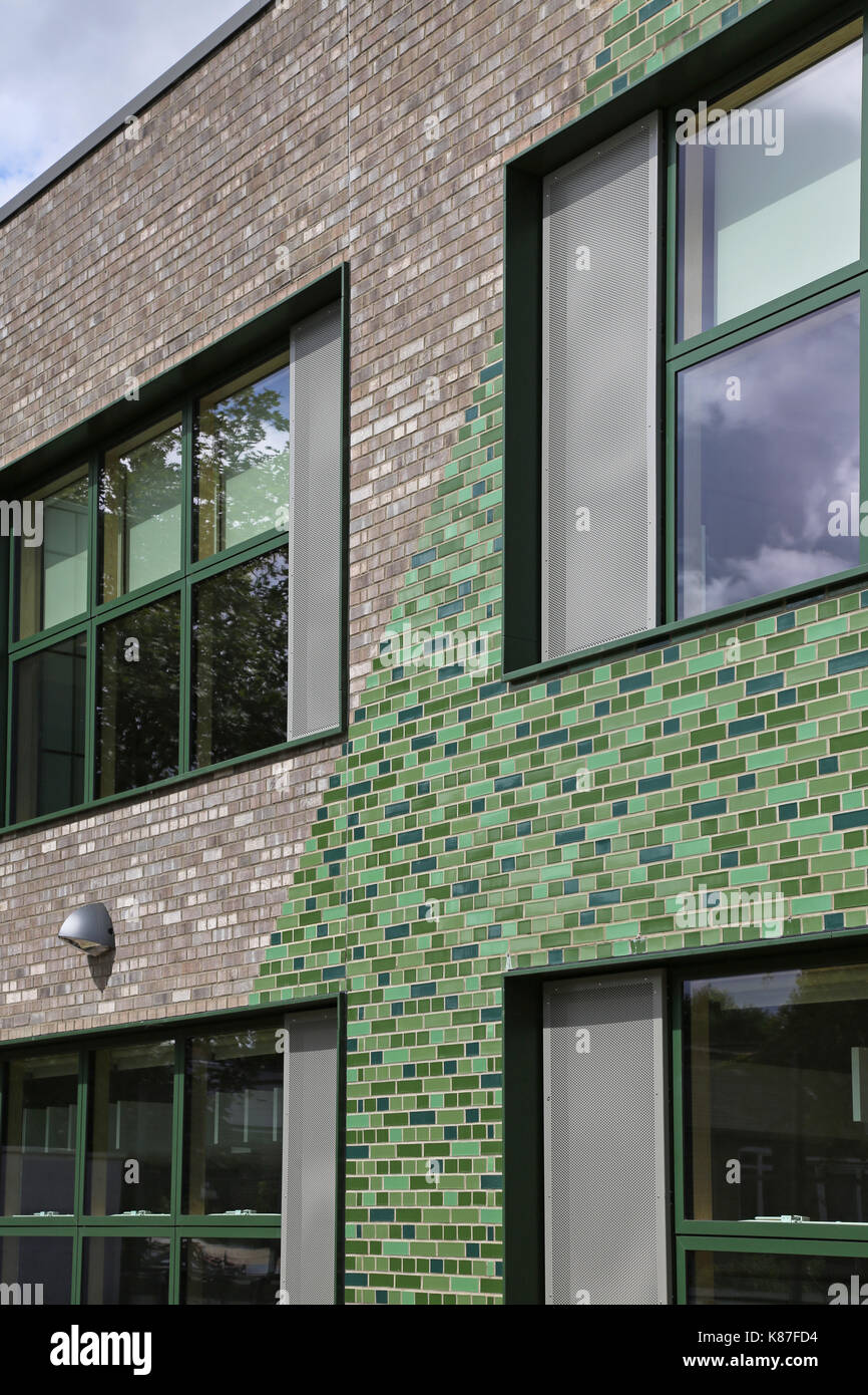 A New Primary School In Southeast London Featuring Glazed