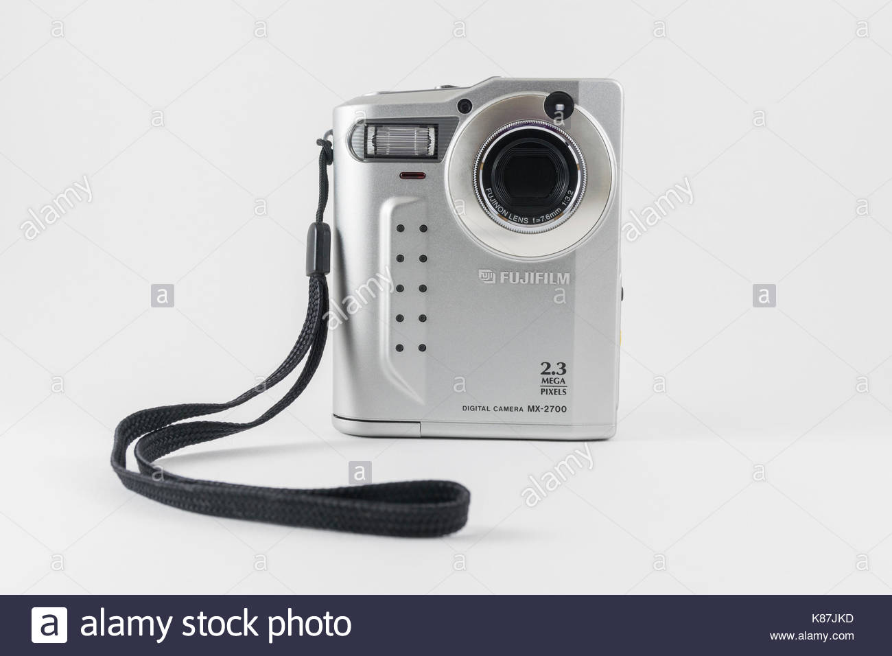Fujifilm MX 2700 digital camera, 2.3 Megapixels - Stock Image