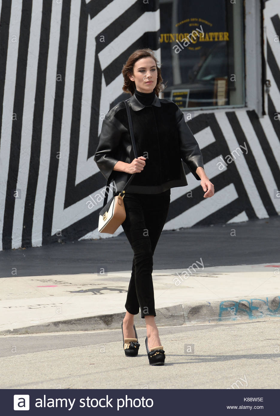 Alexa Chung Is the Star of Longchamp's Spring 2019 Campaign