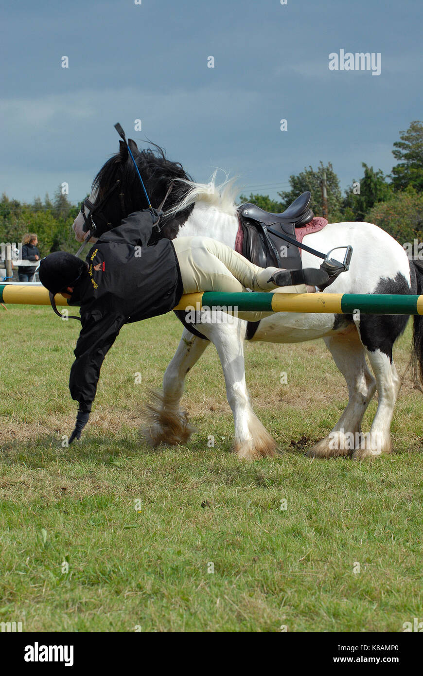 Rider Falling Off Horse Stock Photos Amp Rider Falling Off