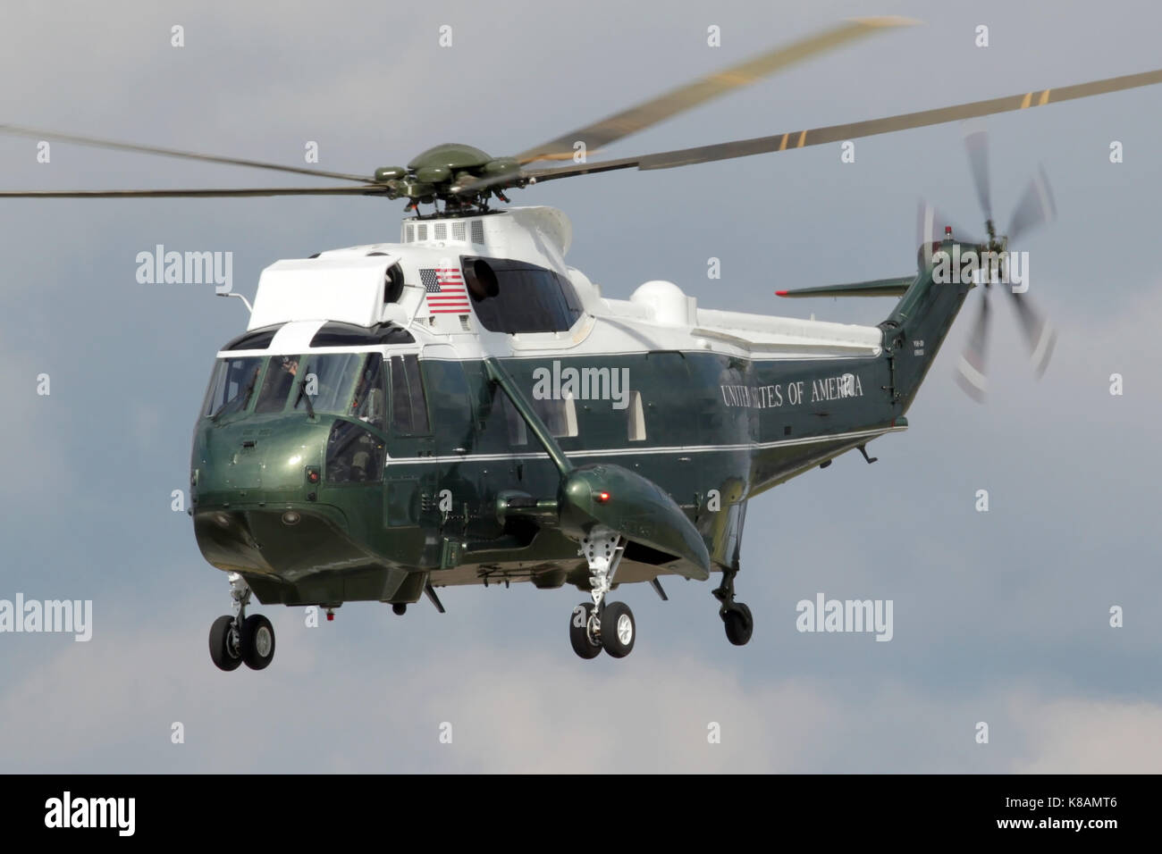 Marine One Helicopter Stock Photos & Marine One Helicopter