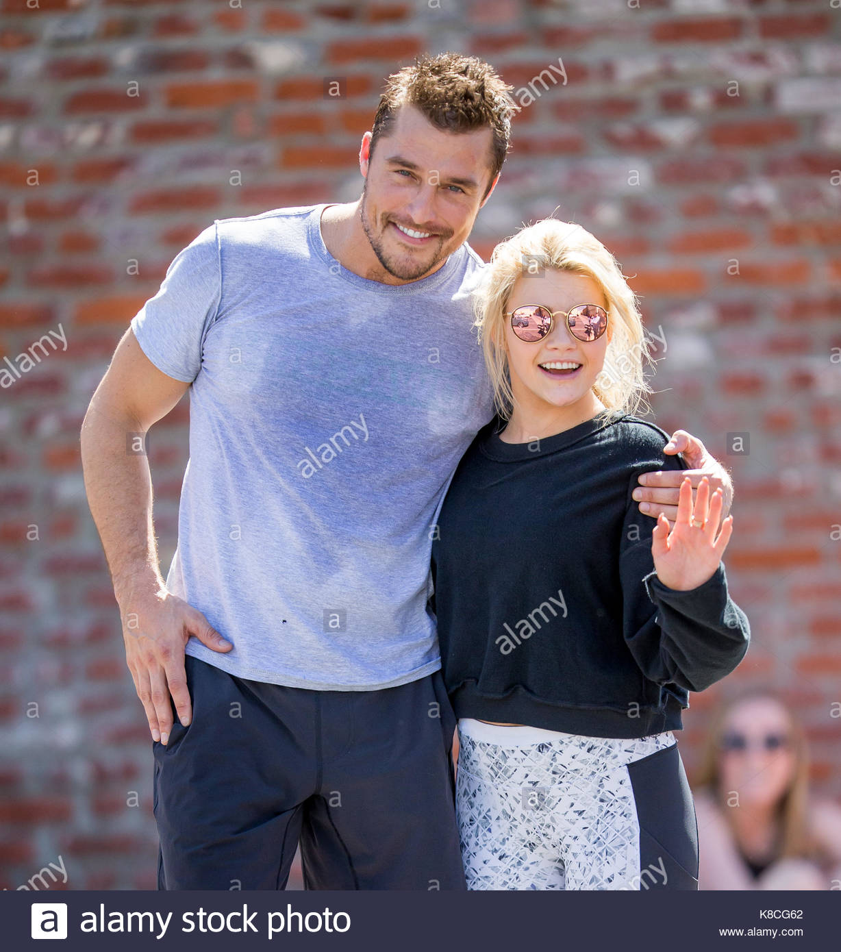 is chris dating whitney from dancing with the stars
