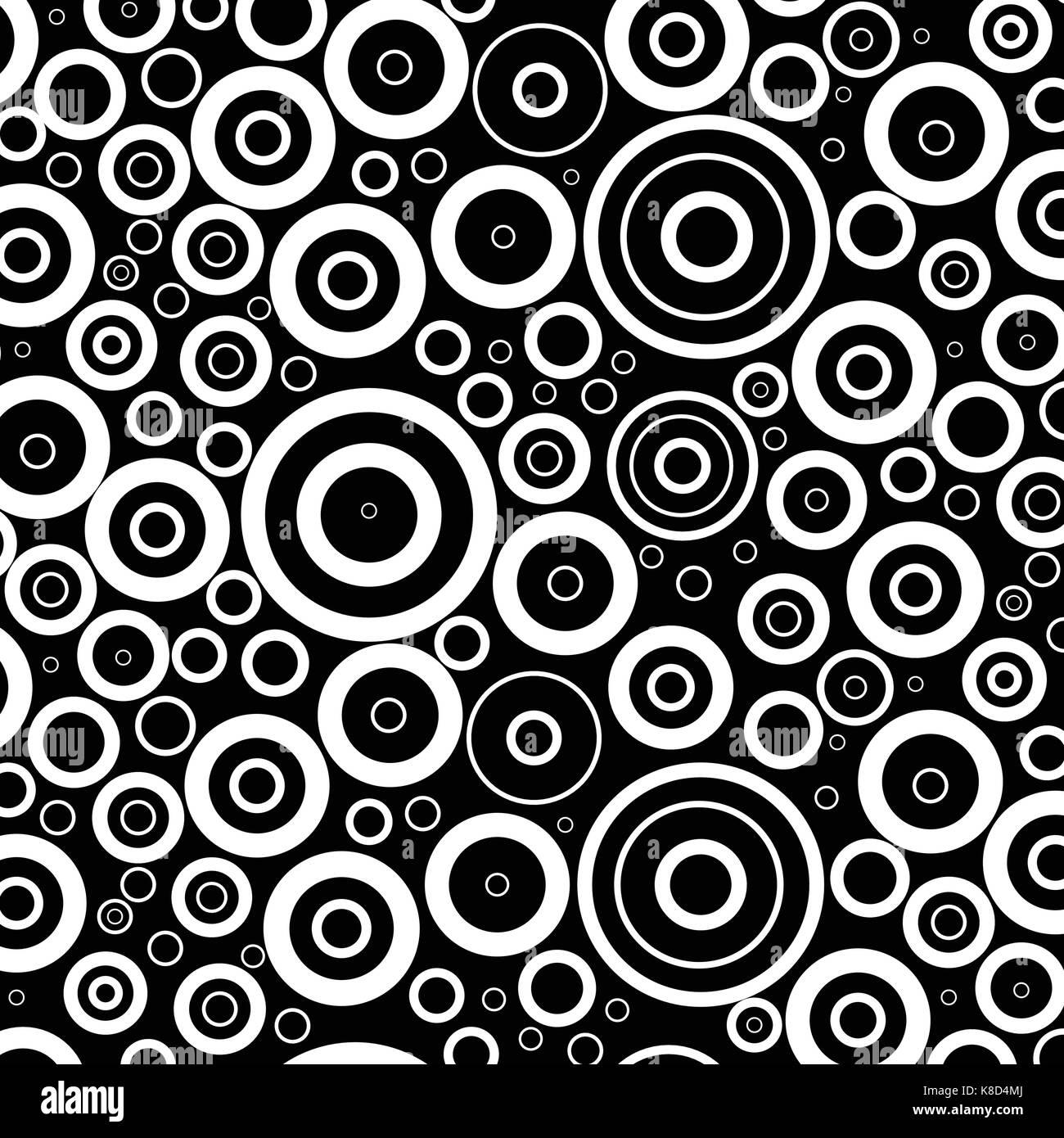 Aboriginal dot art vector background stock image