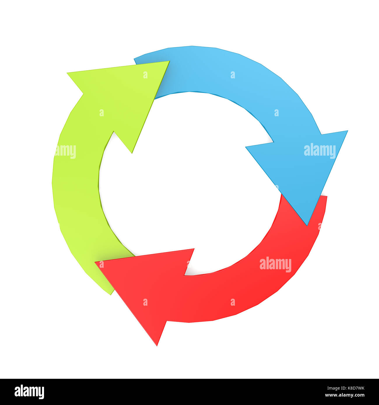 White Arrows Blue Circles Stock Photos White Arrows Blue Circles