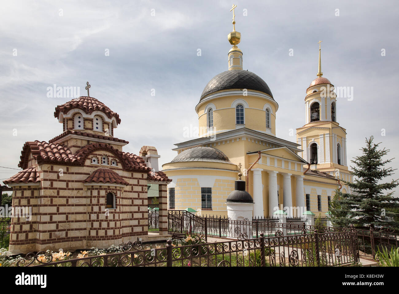 Resurrection Cathedral (Cherepovets) - history and modernity 99