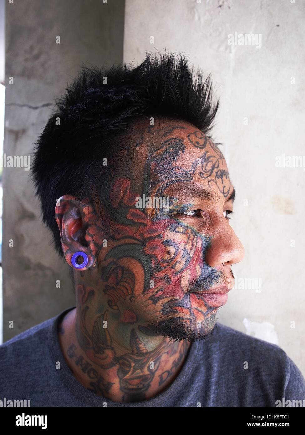 Tattoo Body Piercing High Resolution Stock Photography And Images Alamy