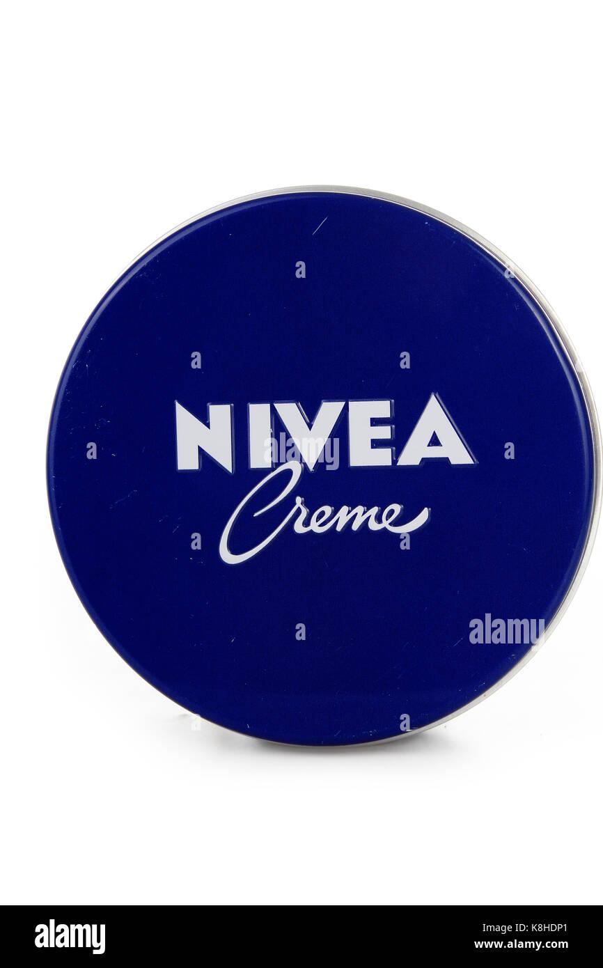 Nivea creme. - Stock Image