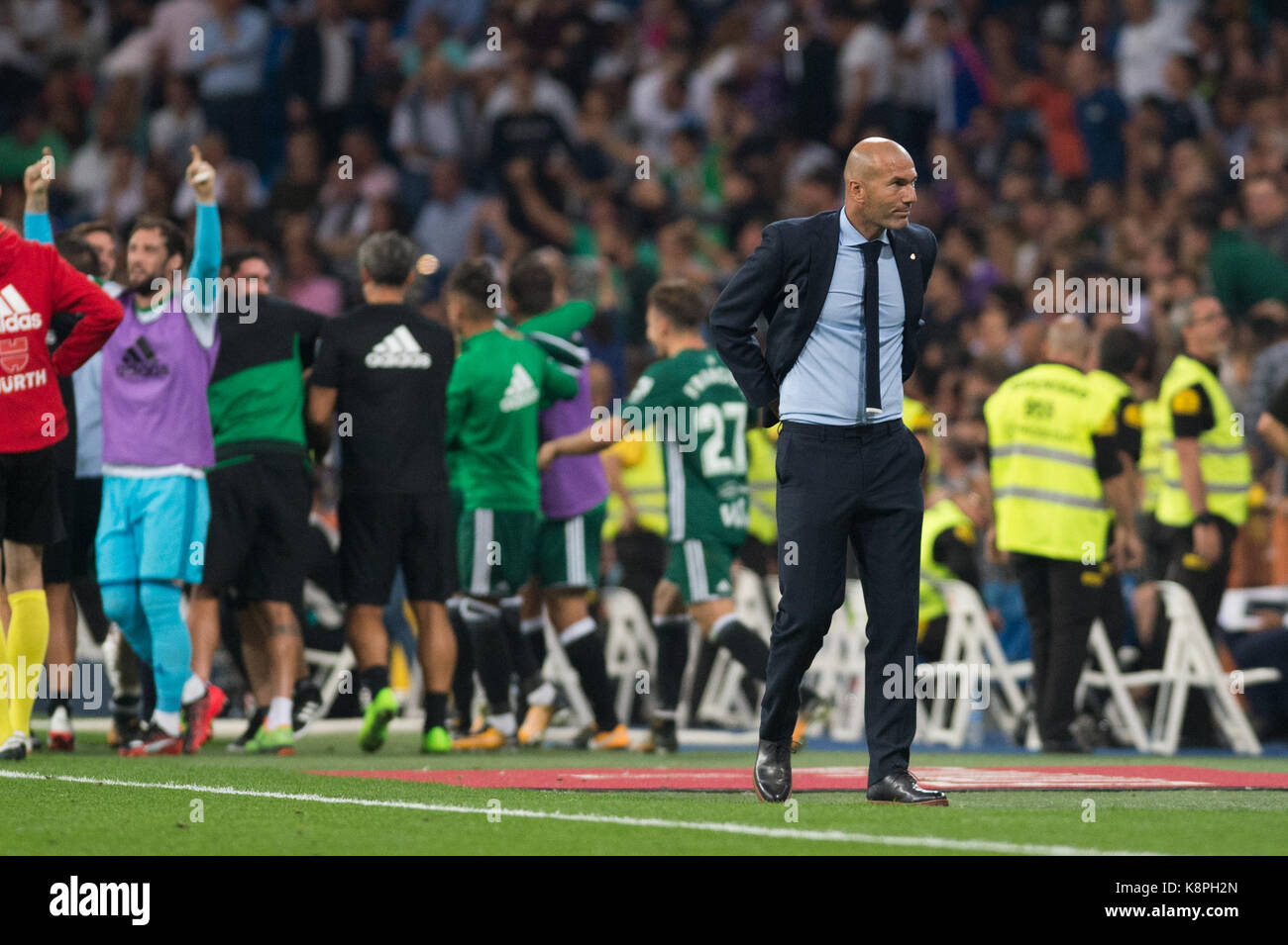Zidane S High Resolution Stock Photography And Images Alamy