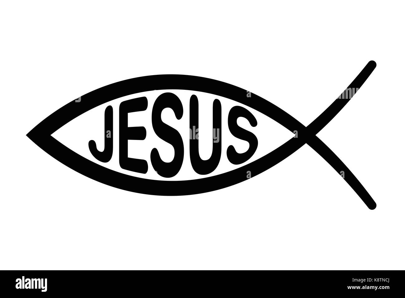 Jesus Fish Stock Photos Jesus Fish Stock Images Alamy