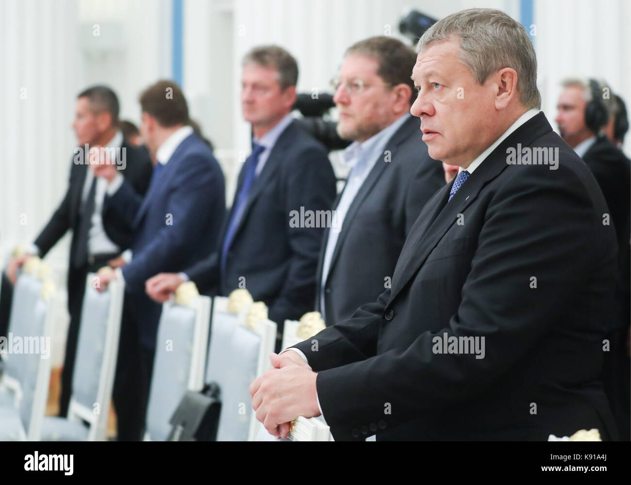 Anatoly Yakunin: biography and family of the general 68