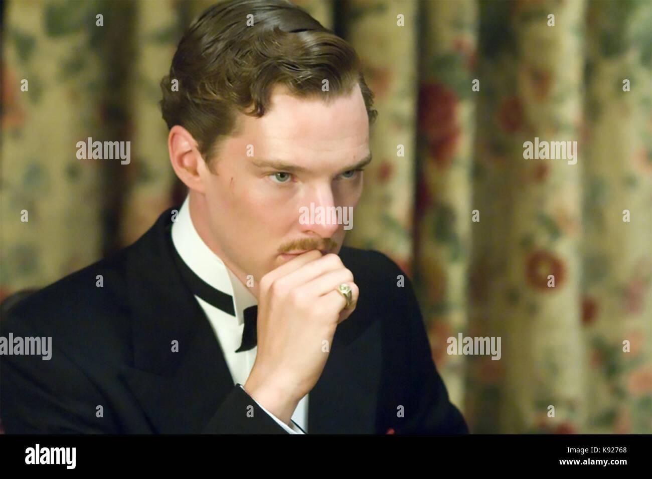 ATONEMENT 2007 Universal Pictures film with Benedict Cumberbatch - Stock Image