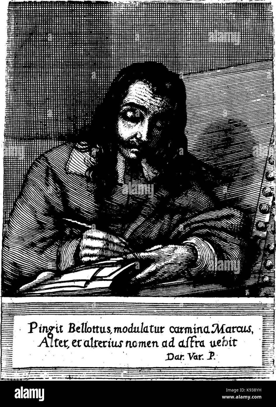 La Carta del Navegar Pitoresco (page 11 crop) Stock Photo