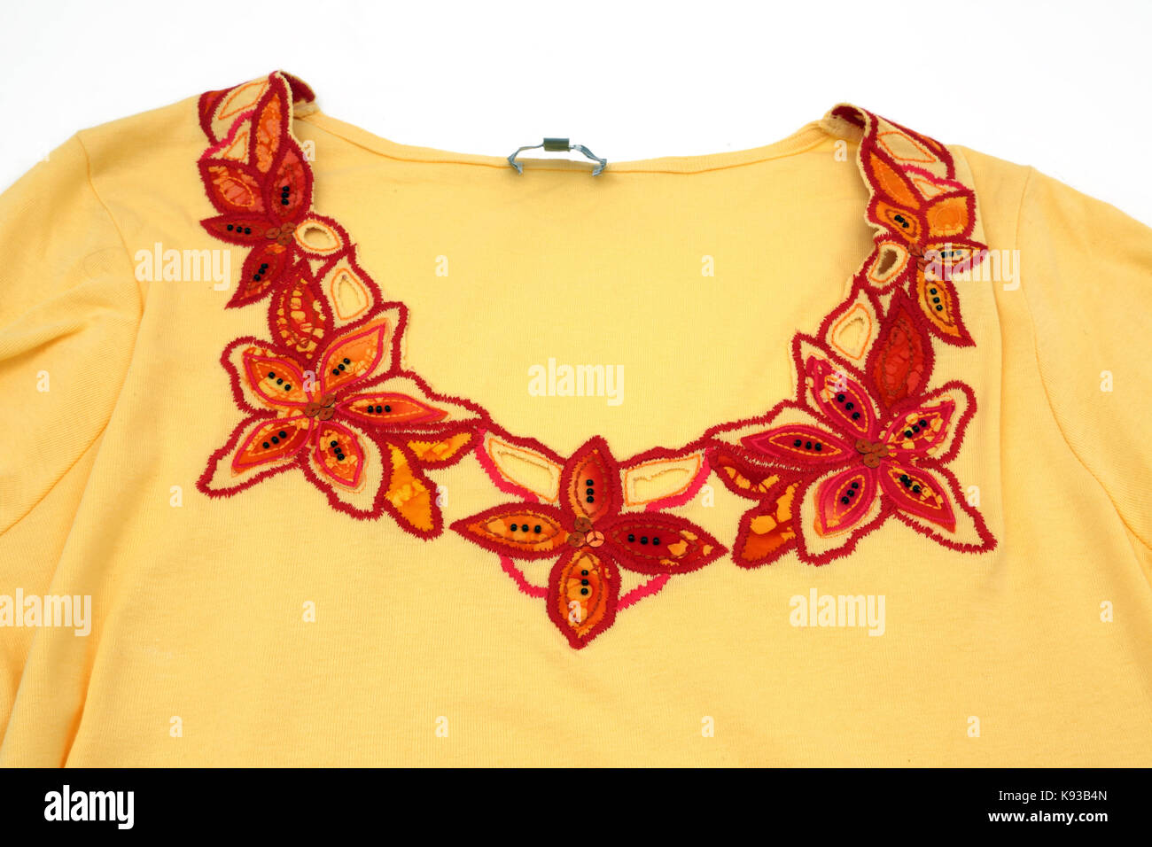 Embroidery Design Stock Photos Embroidery Design Stock Images Alamy