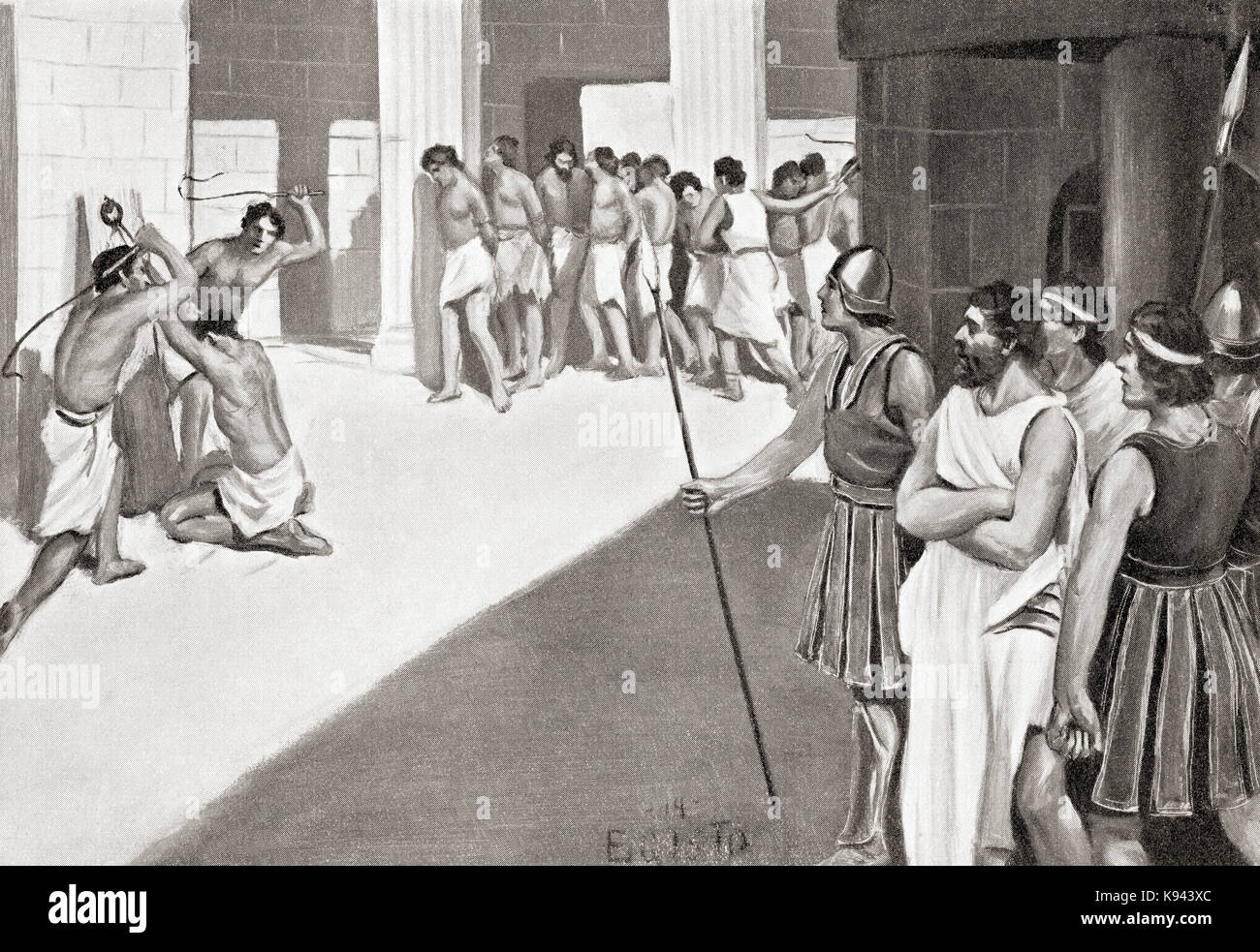 an analysis of cruelty in the ancient rome and its people Ancient rome mattersits history of empire, conquest, cruelty and excess is something against which we still judge ourselves its myths and stories - from romulus and remus to the rape of lucretia - still strike a chord with us.