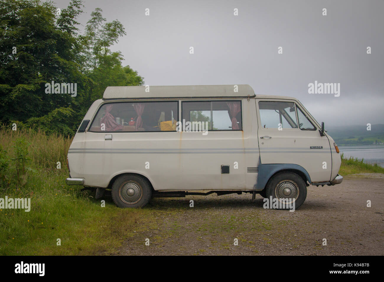 1990s Camper High Resolution Stock Photography And Images Alamy