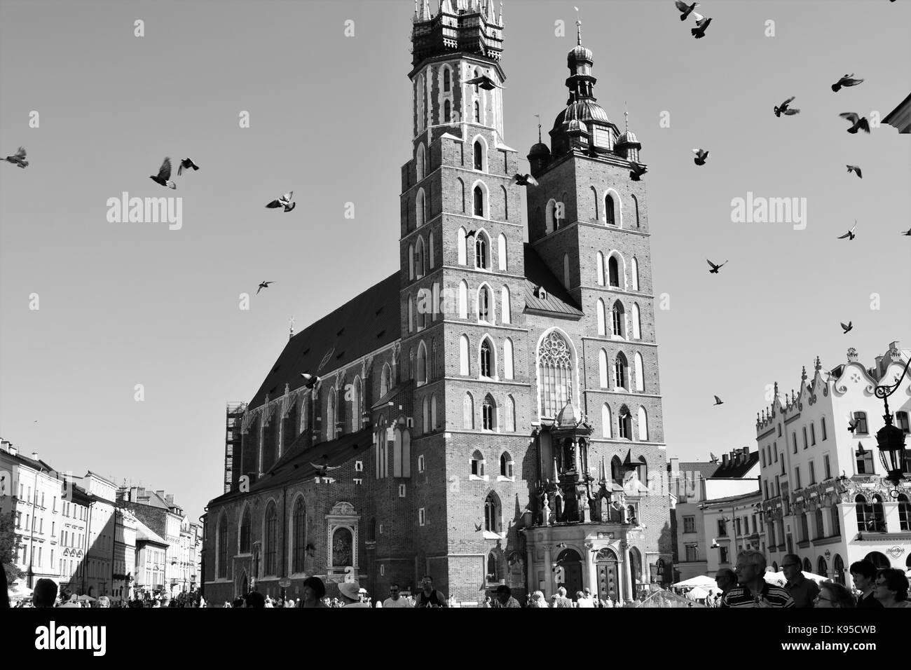 Krakow - Stock Image