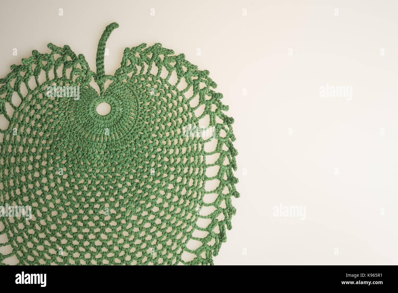 Leaf Knitting Pattern Stock Photos & Leaf Knitting Pattern Stock ...