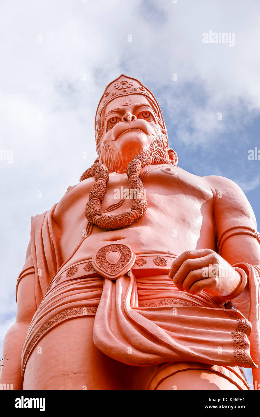Hanuman Statue India Hindu Stock Photos & Hanuman Statue India Hindu