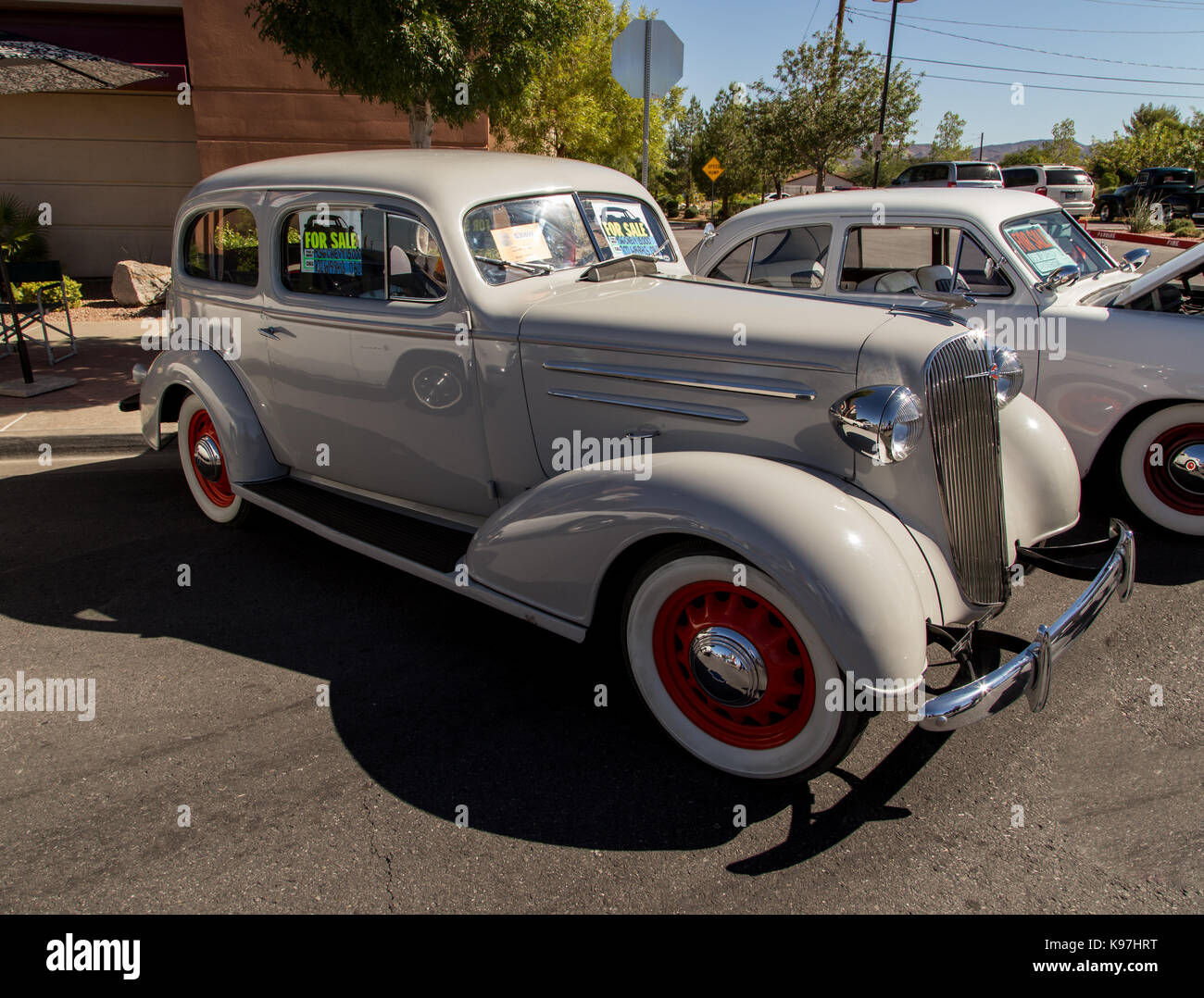 Chevy Deluxe Stock Photos & Chevy Deluxe Stock Images - Alamy