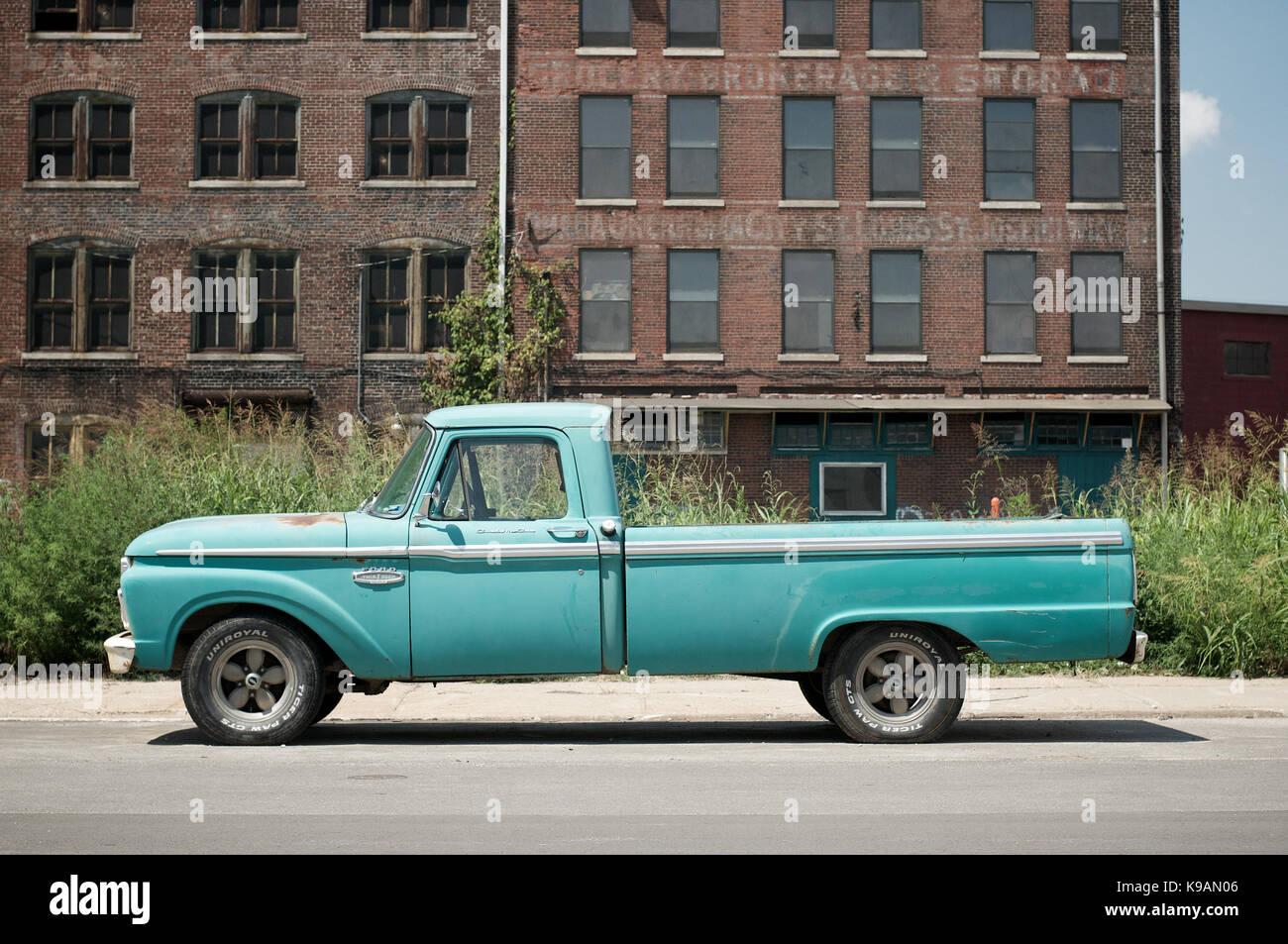 Vintage truck parts kansas city