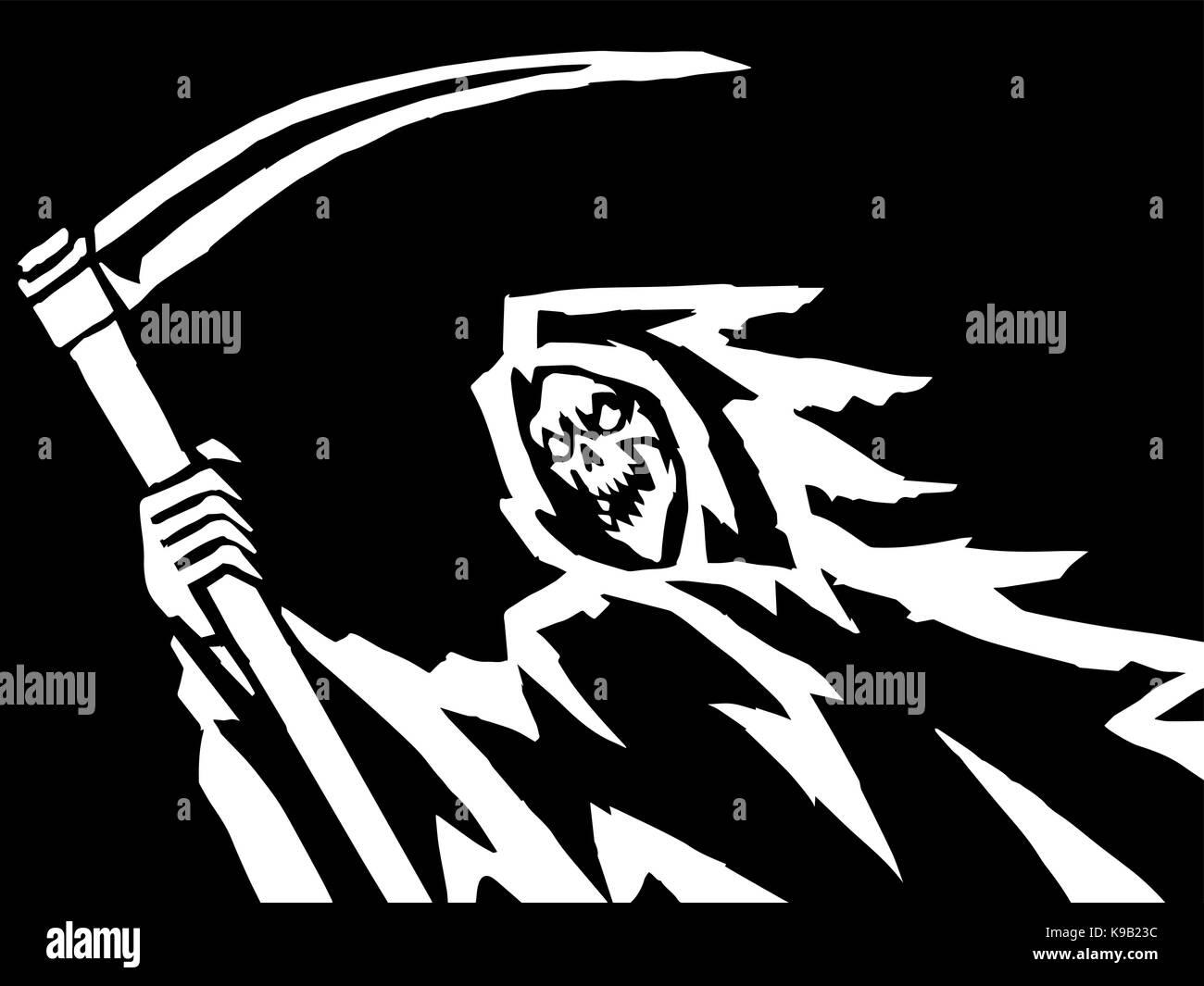 black death vector illustration spooky apocalypse demon spirit rock stock vector image art alamy https www alamy com stock image black death vector illustration spooky apocalypse demon spirit rock 160668352 html