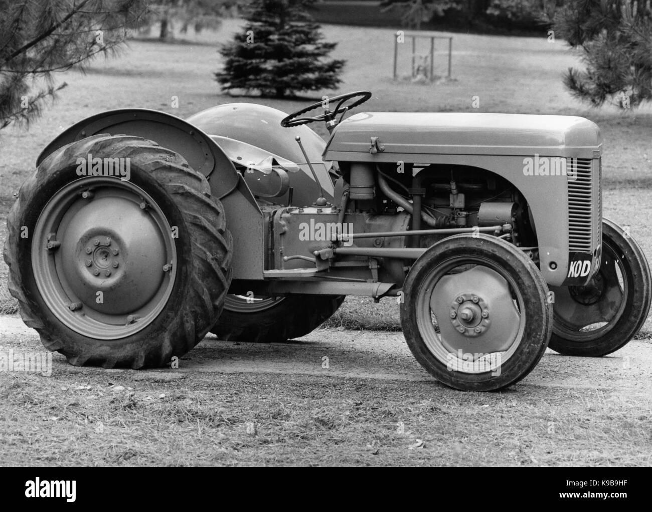 1948 Ferguson TEA 20 tractor - Stock Image