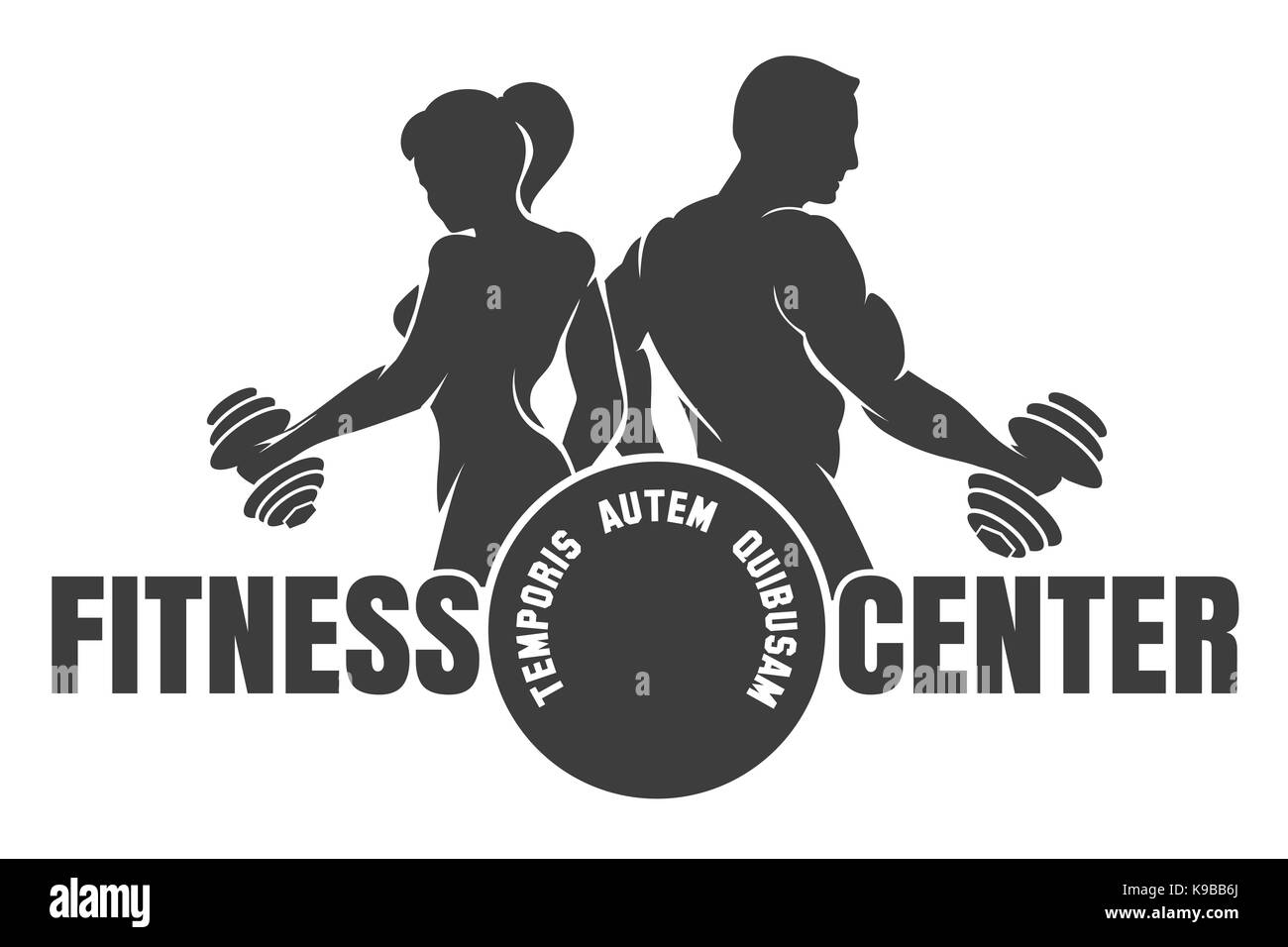 bodybuilding logo stock photos amp bodybuilding logo stock