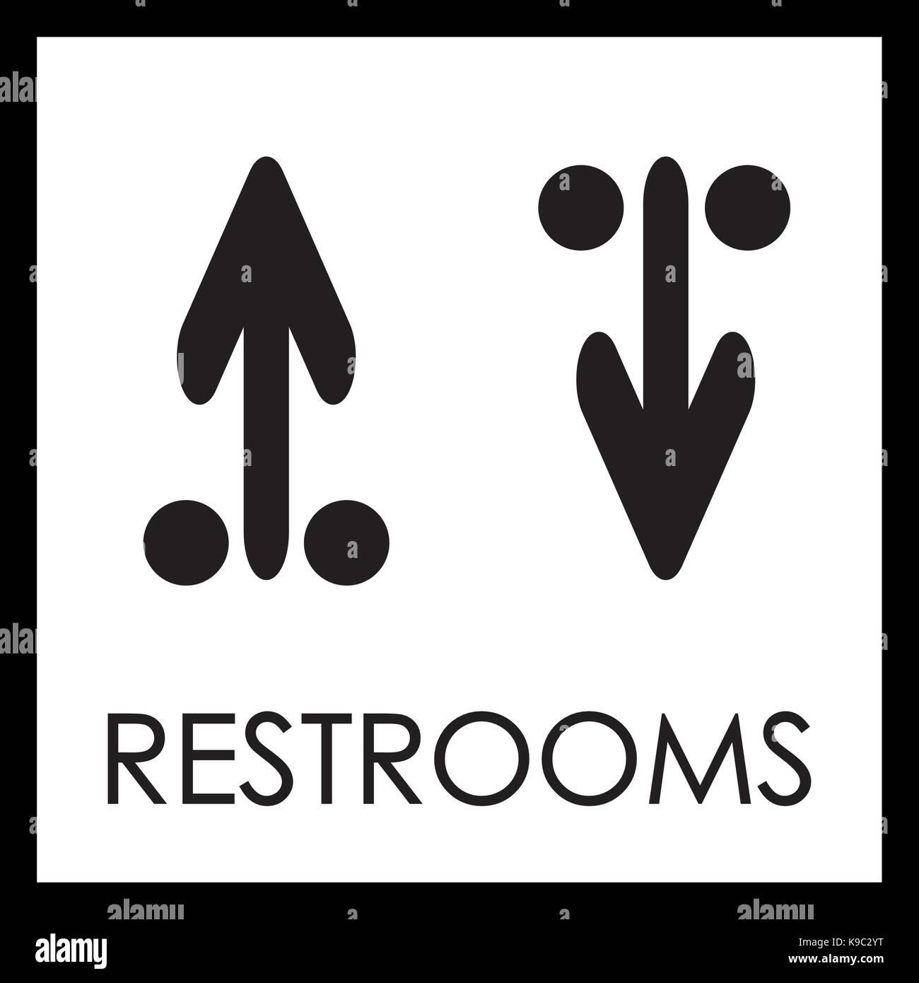 Toilet Notice Stock Photos & Toilet Notice Stock Images - Alamy