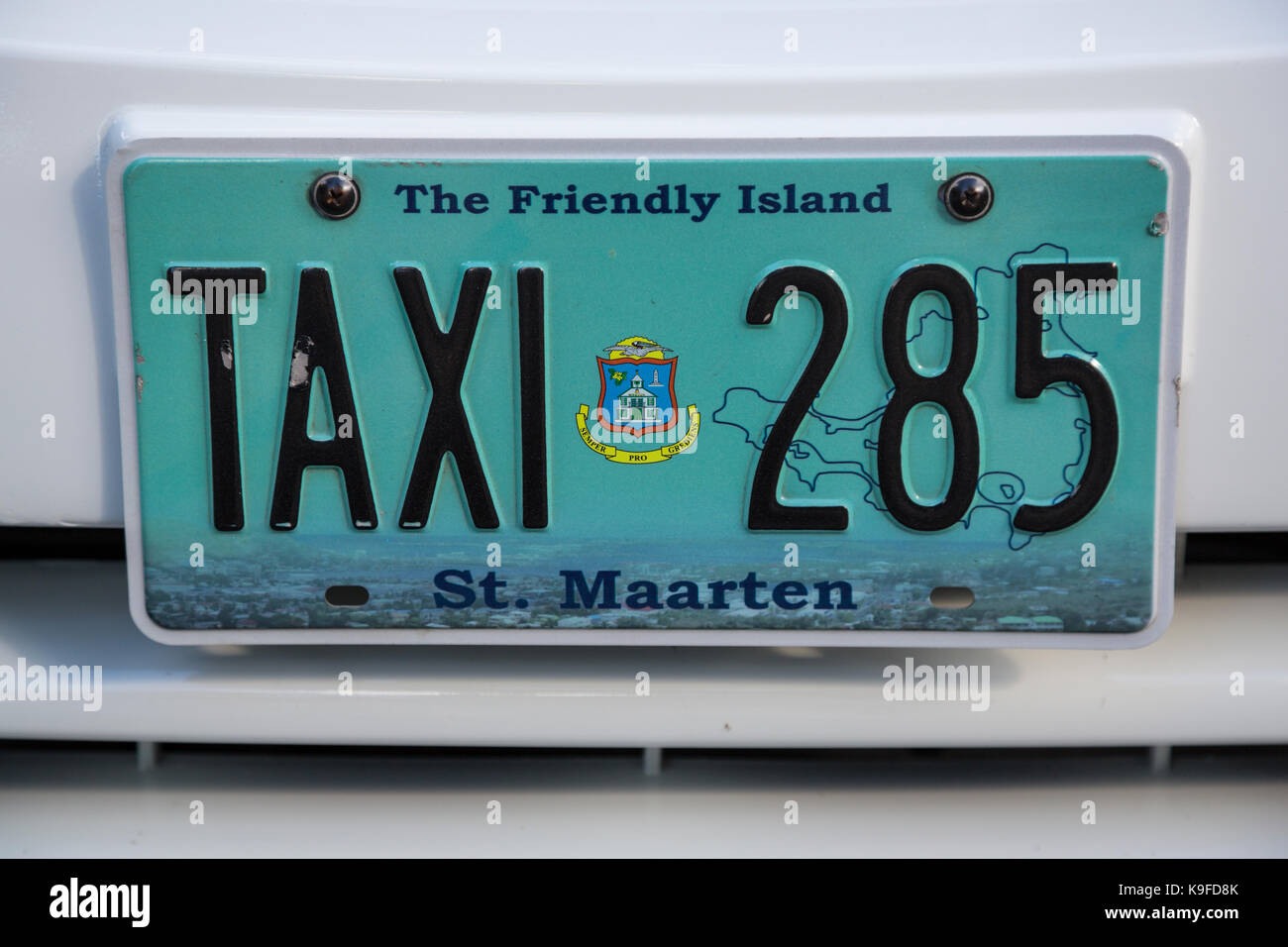 Taxi License Plate Stock Photos & Taxi License Plate Stock Images