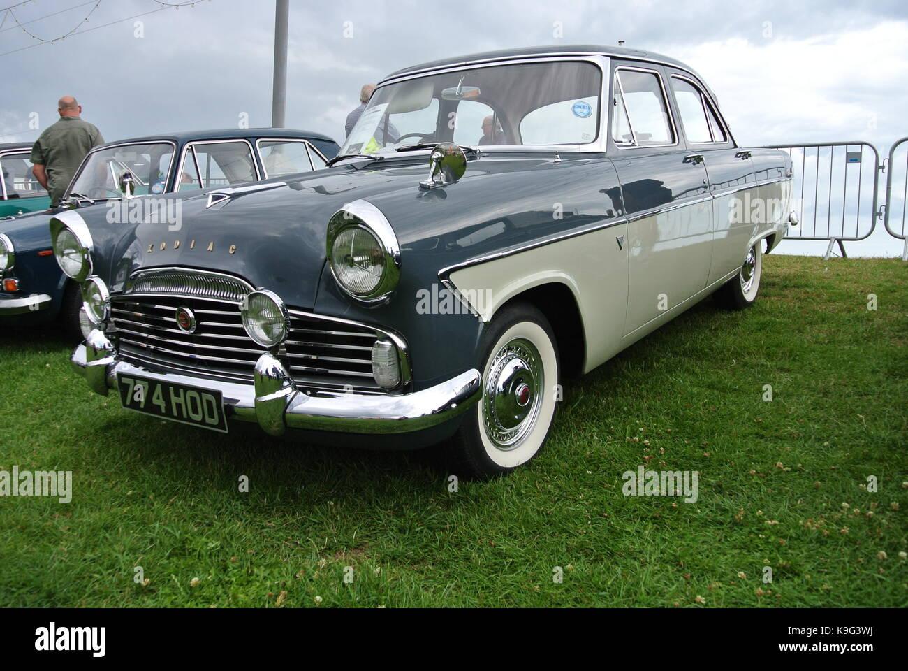 Tatton Classic Car Show