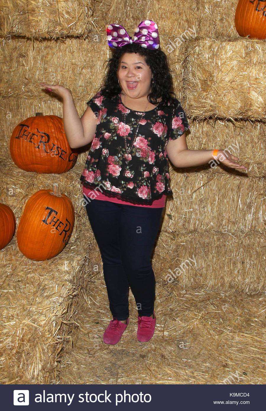 Raini Rodriguez. The rise is short for Rise of the Jack O\'Lanterns ...