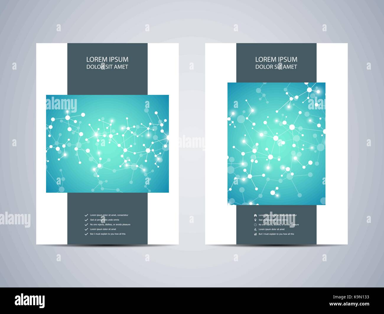 Brochure template layout flyer cover annual report magazine in brochure template layout flyer cover annual report magazine in a4 size structure of molecular particles and atom polygonal abstract background saigontimesfo