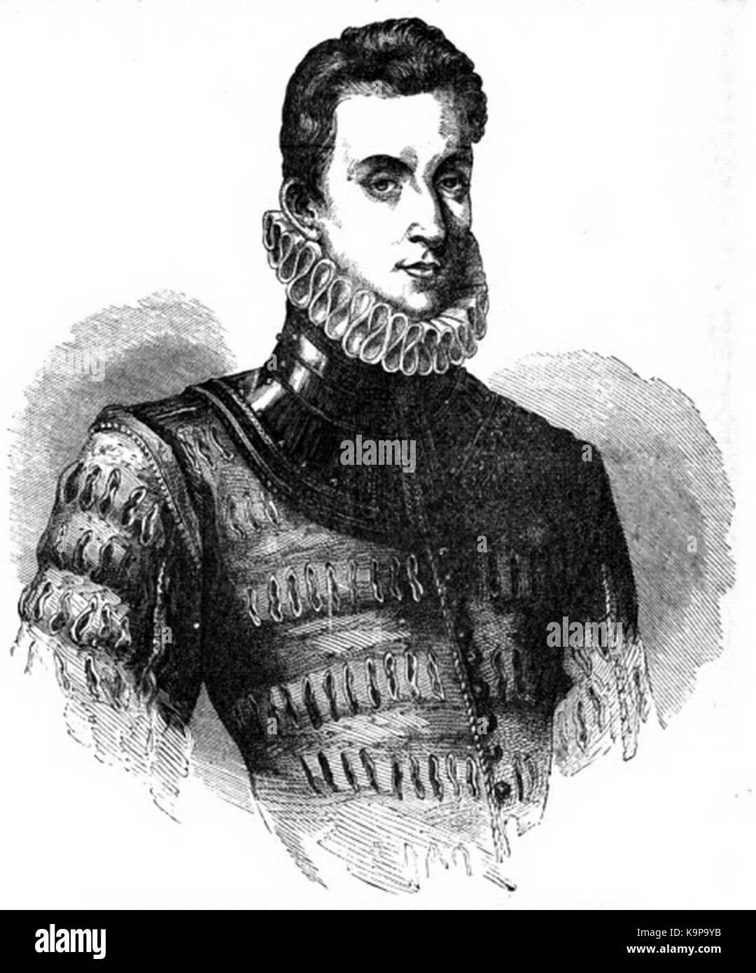 P510 Sir Philip Sidney - Stock Image