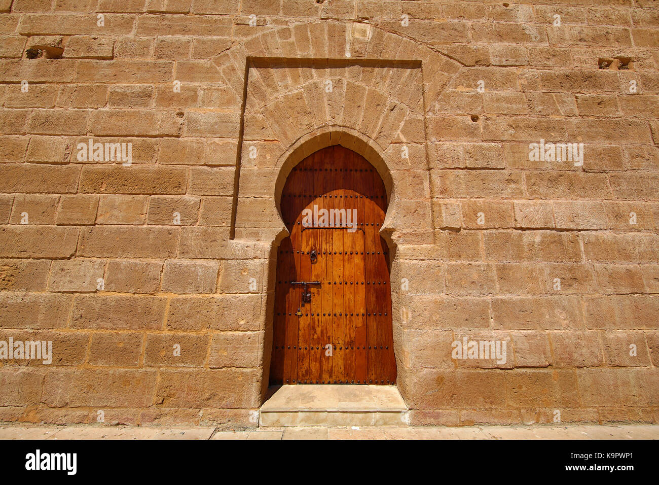 Door of the unfinished Hassan Tower in Rabat Morocco is an unfinished minaret of the  sc 1 st  Alamy & Tower Door Stock Photos u0026 Tower Door Stock Images - Alamy