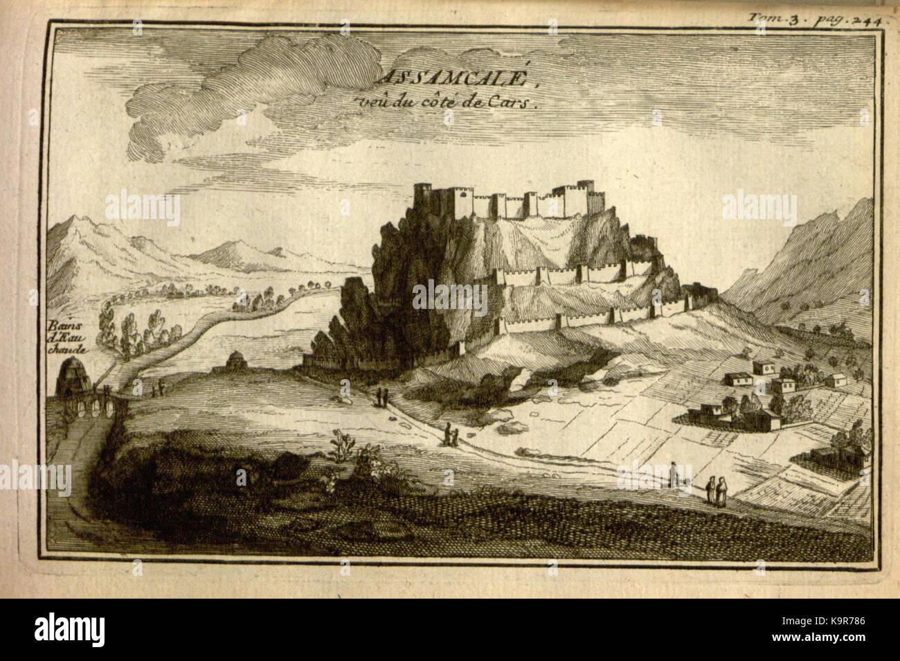 Relation d'un voyage du Levant (Plate 38) (7893916130) - Stock Image