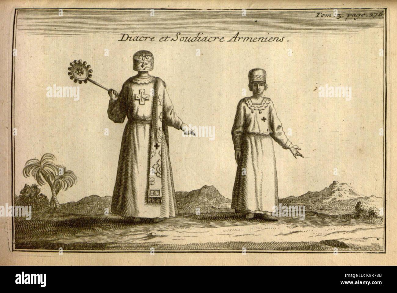 Relation d'un voyage du Levant (Plate 41) (7893919656) - Stock Image