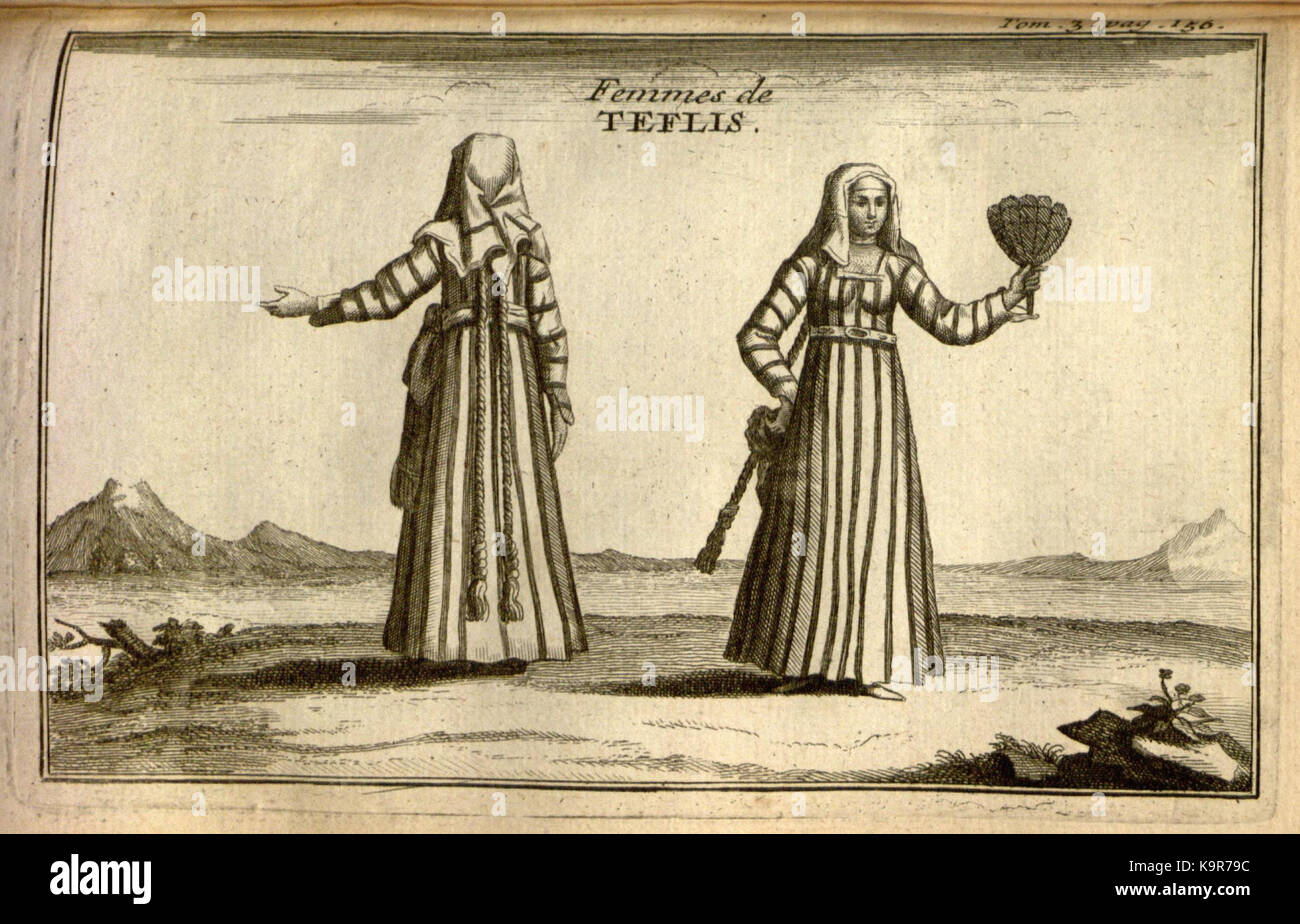 Relation d'un voyage du Levant (Plate 23) (7893899458) - Stock Image