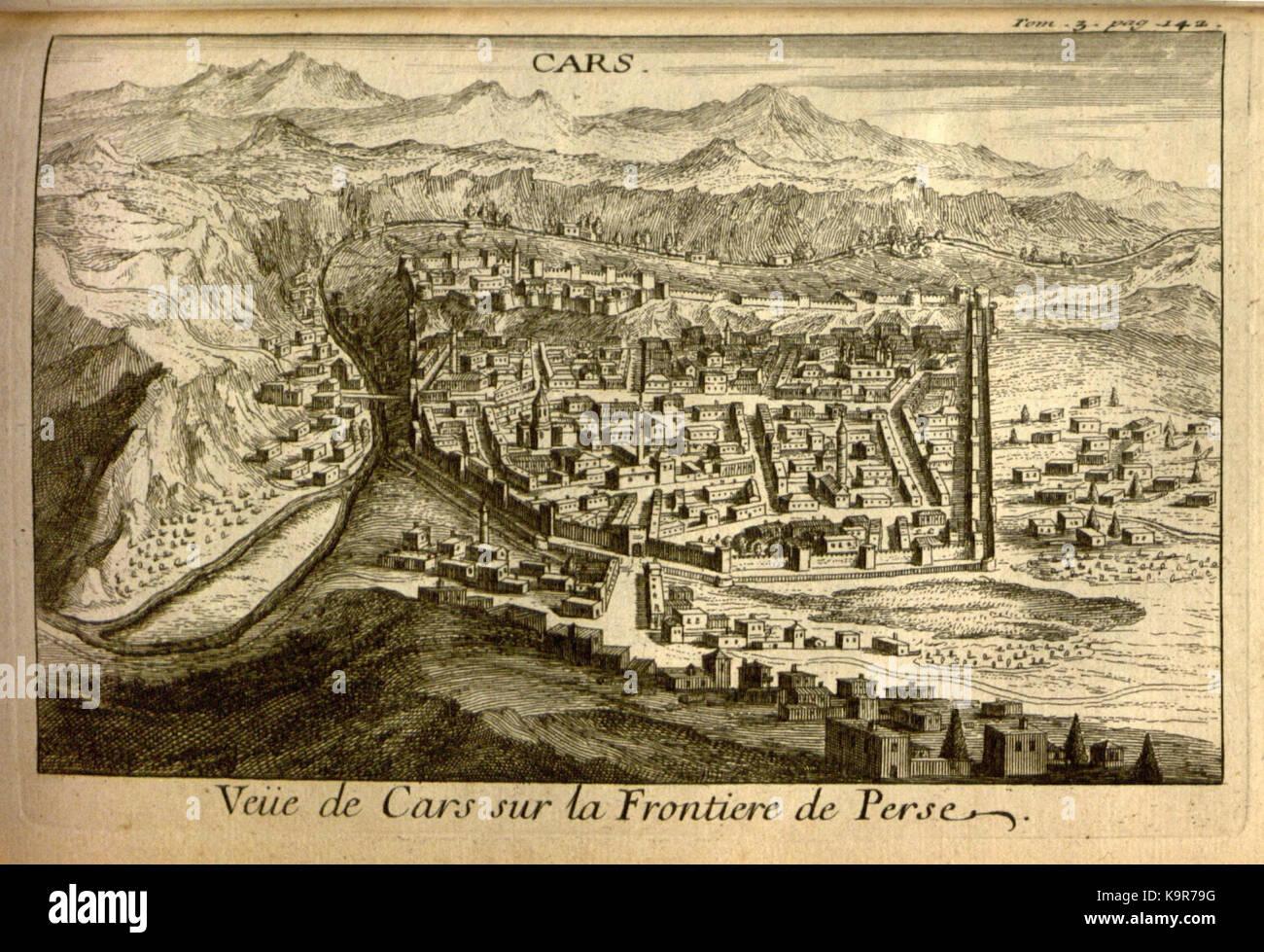Relation d'un voyage du Levant (Plate 20) (7893896304) - Stock Image